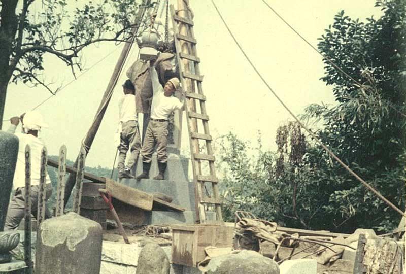 昭和55年頃の工事