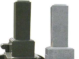 墓石 和型の一例