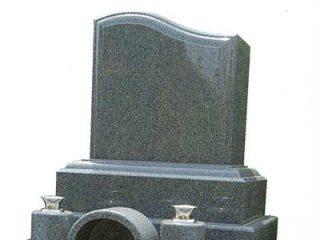 墓石 洋型の一例